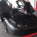 え?これがフェラーリ・・・?ラ・フェラーリのプロトタイプがはじめて公開され、市販モデルとのあまりの違いに驚く人続出