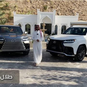 新型レクサスLXの実車レビューが公開!LX初の「F-Sport」、超高級グレード「VIP」を中東より徹底解説