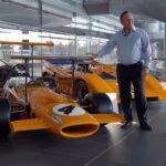 マクラーレン本社にあるコレクションをザク・ブラウンが紹介!過去から現代にいたるまでのレーシングカーを見てみよう