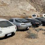 カリフォルニアの荒野に放置される13台のポルシェ928が発見される!ただし私有地に保管されており動かすことができず、「朽ち果てるのをただ見守る」しかできないようだ